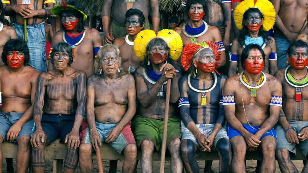 Kayapo Leaders